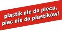 plastic nie do pieca