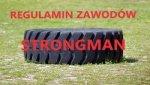 Regulamin III Gminnych zawodów Strongman o Puchar Wójta Gminy Hajnówka 2018